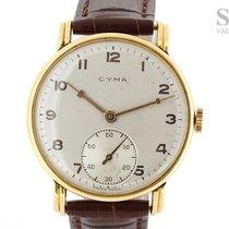 Cyma 18K Gold