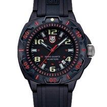 Luminox Mens Sentry Sport Watch - Black Dial - Polyurethane -...