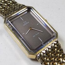 Omega De Ville 511.447 - Rectangle Case - 1960's Luxury -...