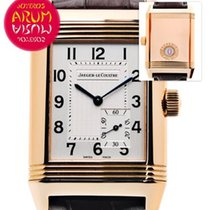 Jaeger-LeCoultre Reverso Rose Gold 8 Days