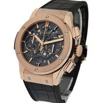 Hublot Classic Fusion 45 mm Chronograph in Rose Gold