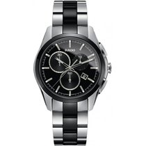 Rado Men's HYPERCHROME L QUARTZ CHRONOGRAPH Watch