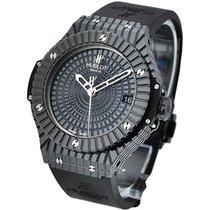 Hublot 346.CX.1800.RX Big Bang 41mm - Black Caviar - Black...