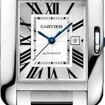 Cartier TANK ANGLAISE W5310009 New M