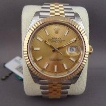 Rolex datejust II steel/gold 126333 / 41mm