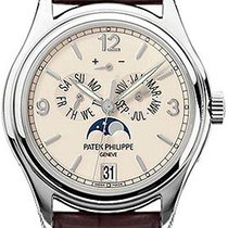 Patek Philippe Complicated Annual Calendar 18kt White Gold...