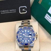 Rolex SUBMARINER BLUE BEZEL-DATE