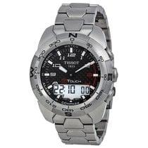 Tissot Men's T0134204420200 T-Touch Expert Titanium