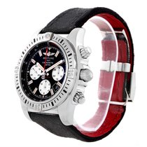Breitling Chronomat 44 Airborn Anniversary Chronograph Watch...
