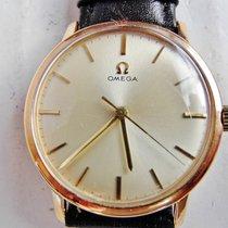 Omega manuale anni '60 oro 750
