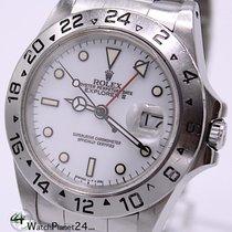 Rolex Explorer II 16550 von 1984 mit Echtheitsbescheinigung