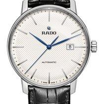 Rado Coupole Classic Index weiß Lederband -NEU-