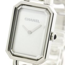 Chanel Polished Chanel Premiere Mop Dial Steel Quartz Ladies...