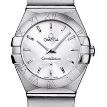 Omega Constellation Brushed 24mm 123.10.24.60.02.001