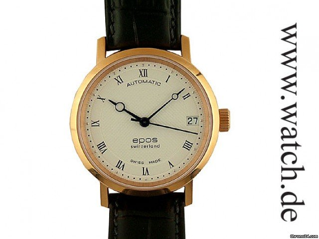 Epos Ladies Collectorbar Automatik Roségold 32mm