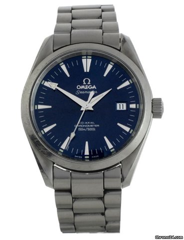 Omega Aqua Terra 150m Gents 2503.80.00