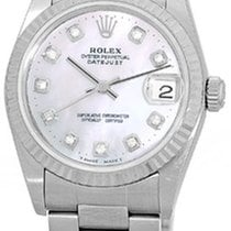 "Rolex Diamond ""Datejust""."