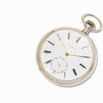 Longines Pocket Watch made of Silver
