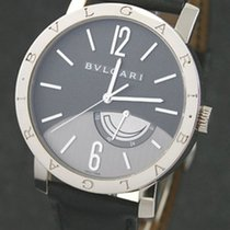 Bulgari Bvlgari 41 18K WG Manufactur 3days Power reserve