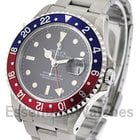 Rolex Used Stainless Steel GMT MASTER 1
