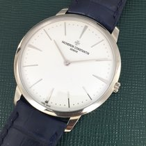 Vacheron Constantin White Gold Patrimony Contemporaine
