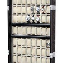Rothenschild Uhrenvitrine LED Exclusive-Line [56] RS-5051-BK