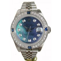 Rolex Datejust Lady's Perfect Condition Stainless Steel...