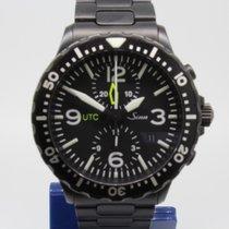 Sinn 757 UTC  Duochronograph 757.021 Fullset