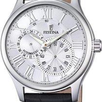 Festina Classic F6848/1 Legere Herrenuhr Zeitloses Design