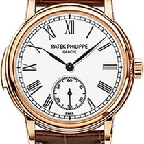 Patek Philippe 5078R-001 Grand Complications 38mm White Roman...