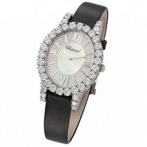 Chopard Heure du Diamant Diamond Set Guilloché Dial Ladies Watch