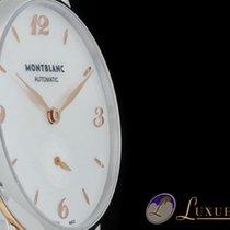 Montblanc Star Classique Ladys Automatic | 18kt Rotgold/Edelst...