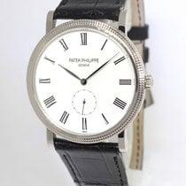 Patek Philippe Calatrava 5119 18K White Gold Manual Mens Watch...