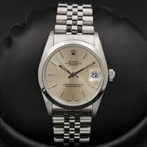 Rolex Datejust - 68240 - Mid-Size - 31mm - Silver Index Dial -...