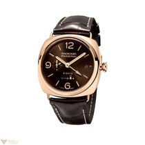 Panerai Radiomir 8 Days GMT Oro Rosso Special Editions 18k...