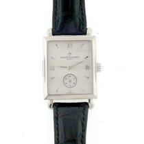 Vacheron Constantin Historiques Manual 18k White Gold Watch...