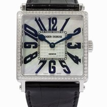 Roger Dubuis G40 14 0-SD GN1.6A Golden Square in White Gold...