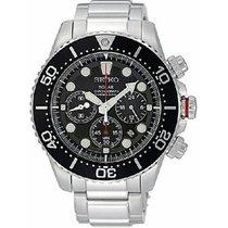 Seiko SSC015P1 Men's watch Divers watch Solar