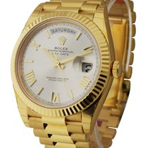 Rolex Unworn 228238 Day Date 40mm President in Yellow Gold -...