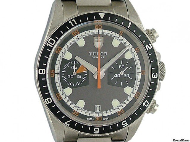 Tudor Heritage Chrono 42mm  - Reserviert