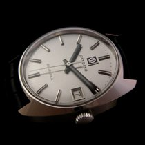 Candino Vintage Blue Sea 60's Mechanical Date