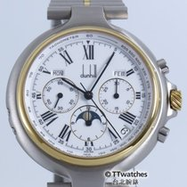 Alfred Dunhill Moonphase Chronograph Zenith El Primero 410...