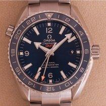 Omega Planet Ocean 600M GMT Titanium