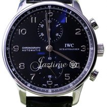 IWC Portuguese Automatic Chronograph IW371438 IW3714 41mm...
