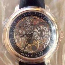 Patek Philippe 5304R Skeleton Minute Repeater Perpetual calendar