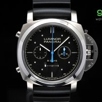 "Panerai Pam 427 Luminor Rattrapante 8-days ""transat..."