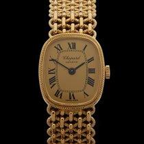 Chopard Vintage 18k Yellow Gold Ladies 5092