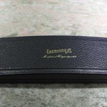 Eberhard & Co. vintage watch box blu leather big size