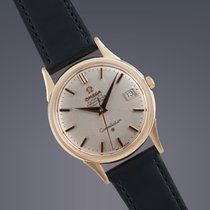 Omega Constellation 18ct gold automatic chronometer