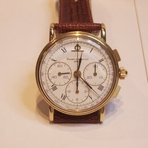 Baume & Mercier Cronografo cassa oro 18 kt.